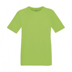 Camiseta de hombre técnica FRUIT OF THE LOOM 61-390-0