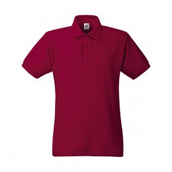 Polo grueso para hombre FRUIT OF THE LOOM 63-000-0