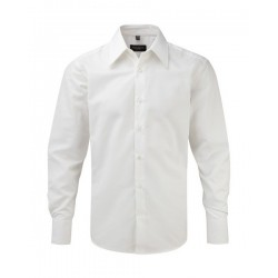 Camisa ajustada Tencel RUSSELL COLLECTION 954M M/L