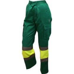 Pantalon Alta Visibilidad GALWORKER Mod. City Worker PA00038