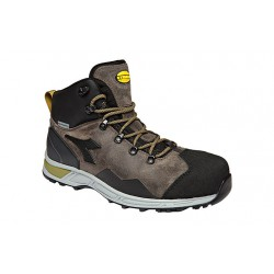 Botas impermeables D-Trail Leather High DIADORA