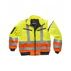 Piloto impermeable reflectante WORKTEAM C3736