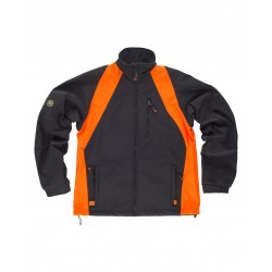 Chaqueta Workshell combinada WORKTEAM WF1640
