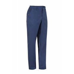 Pantalón tipo chino de trabajo Stretch SLIM FIT MONZA 01806