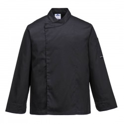 Chaqueta de cocina Crass-Over PORTWEST C730