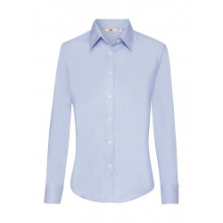 Camisa manga larga FRUIT OF THE LOOM OXFORD 65-002-0