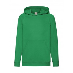 Sudadera niños capucha FRUIT OF THE LOOM 62-009-0