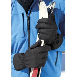 Guantes Softshell Thermal RESULT R364X