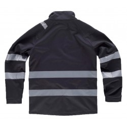 Chaqueta Workshell antifrío con reflectantes WORKTEAM S9203